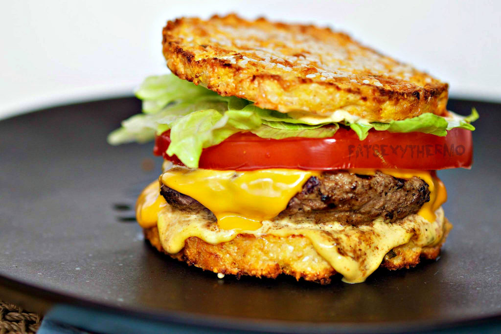 LCHF - Cauil-Clubhouse Burger feat The Big Sexy Sauce