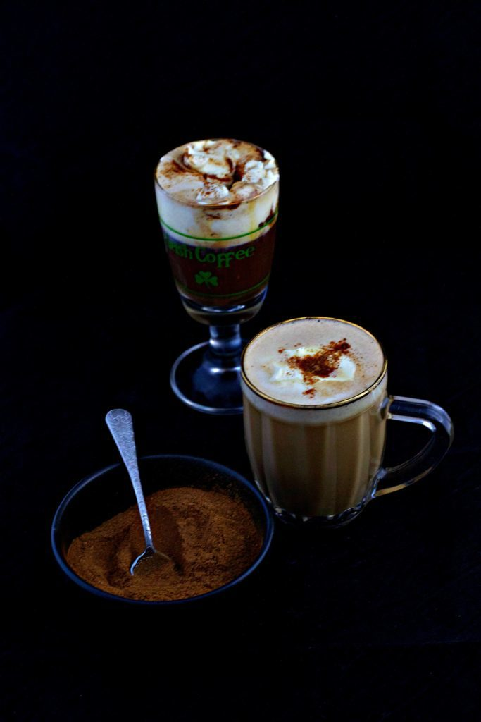 Pumpkin Spice Blend with Spiced Irish Coffee, and Pumpkin Latte