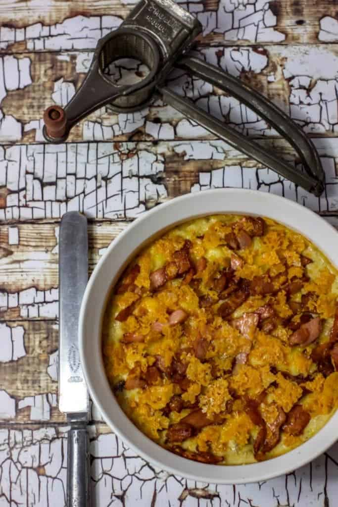 Mad Creations Keto Tuna Casserole with Salty Bacon & Cheese