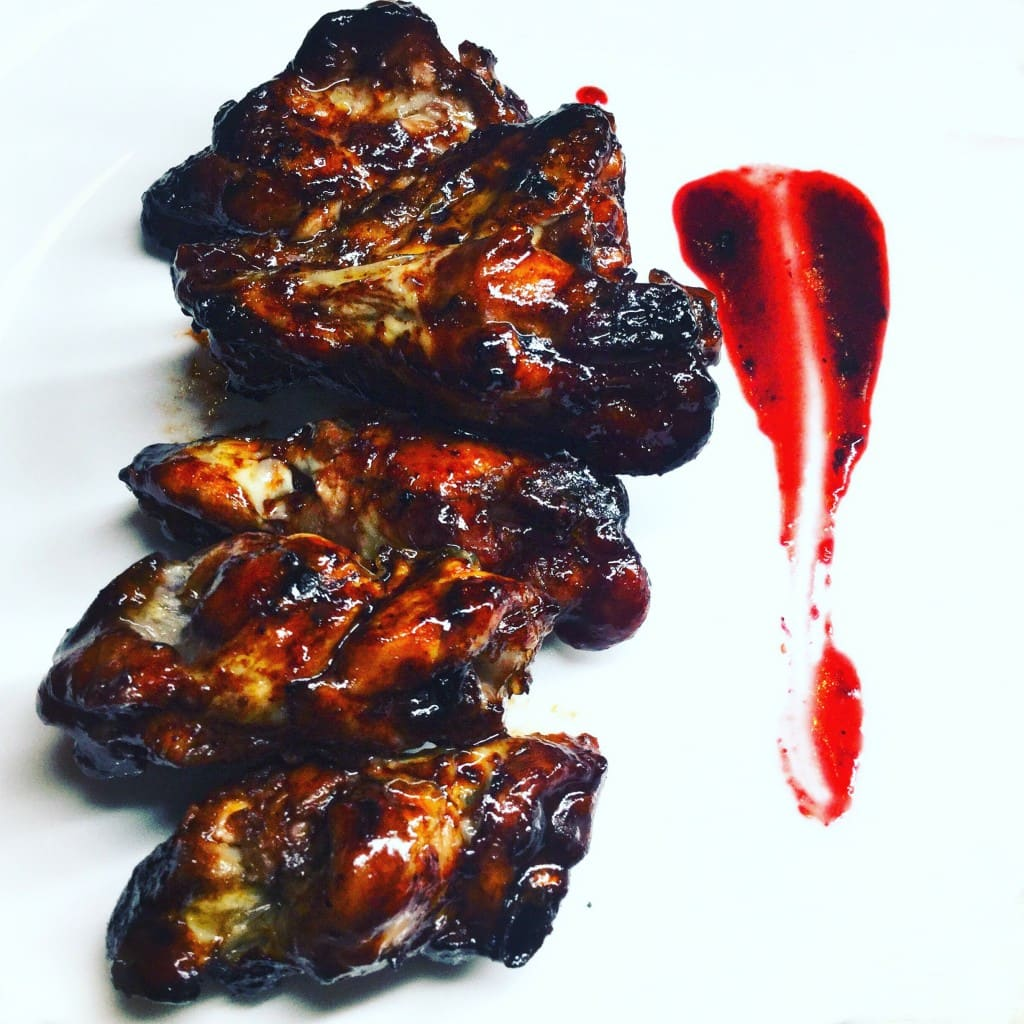 Mad Creations Buttery Blackberry Glaze