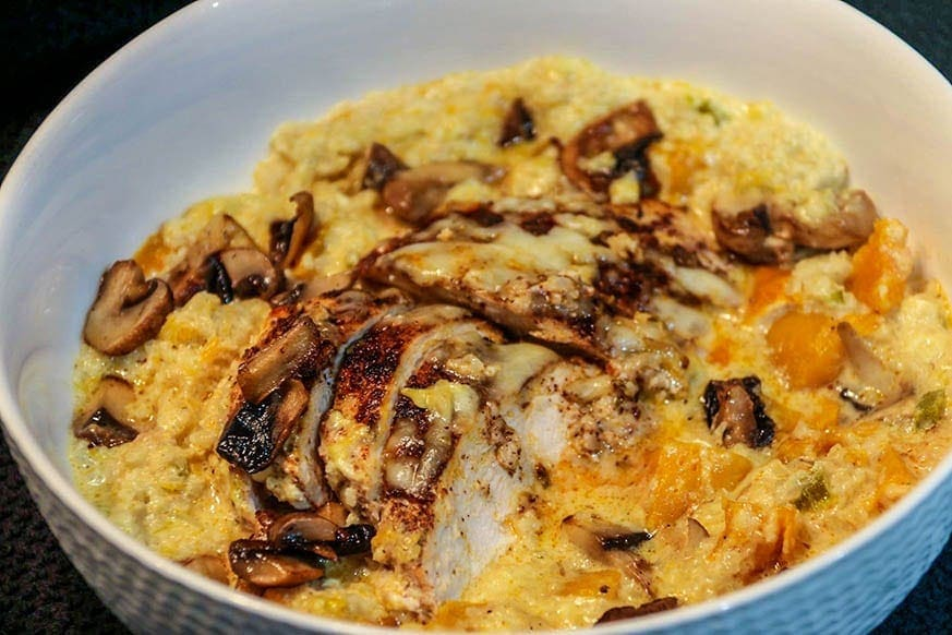 Mad Creations Creamy Za'atar Chicken #grainfree #ketogenicdiet #glutenfree #deliciousdinners #easymeals