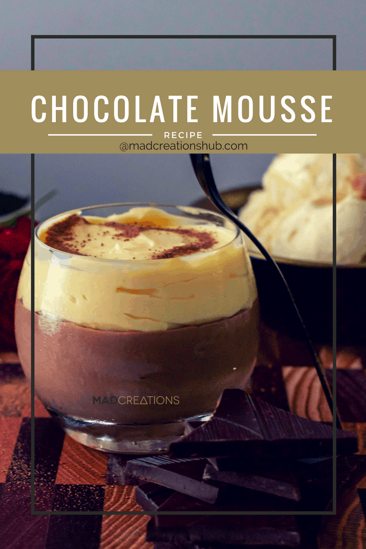 Mad Creations Sugar Free Keto Mousse