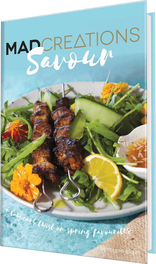 Savour Low Carb Digital Cookbook