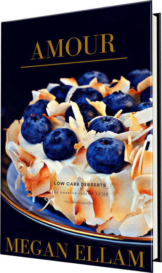 Mad Creations Amour delicious desserts ebook cover