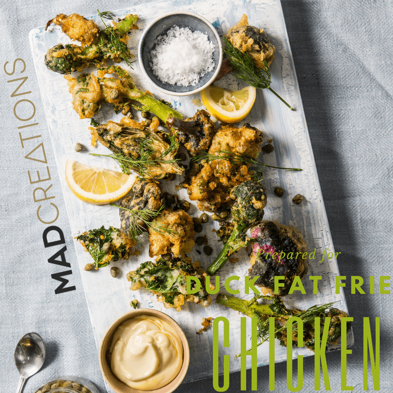 Mad Creations Keto Fried Chicken