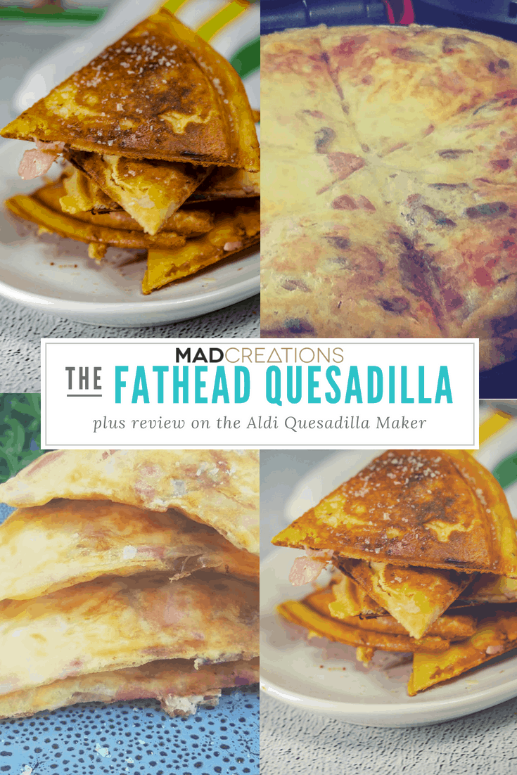 Mad Creations Quesadillas