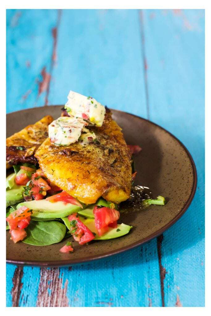Mad Creations Hanoi Fried Fish a fabulous Keto Meal from Fast & Fresh #glutenfree #grainfree