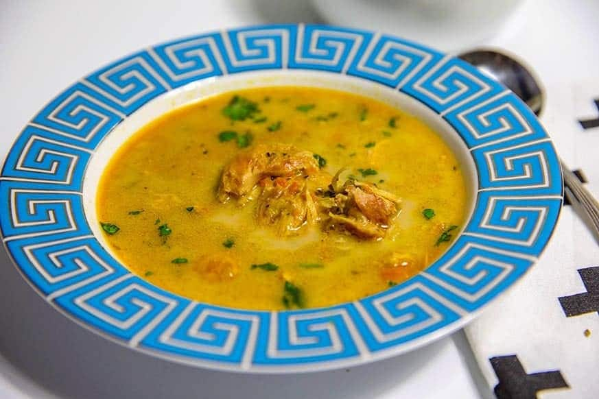 Mad Creations Thrifty Chicken Soup 3 #grainfree #ketogenicdiet #glutenfree #portrait