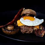 Keto Bunless Burgers – with Portabello Mushrooms