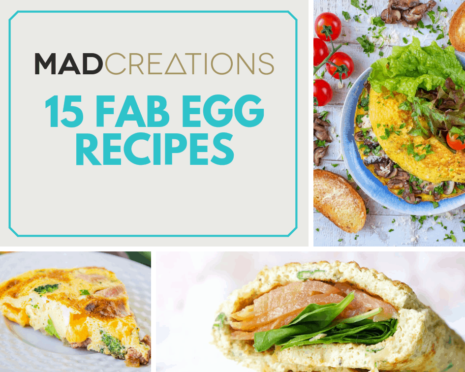 15 Easy Low Carb Keto Egg Recipes