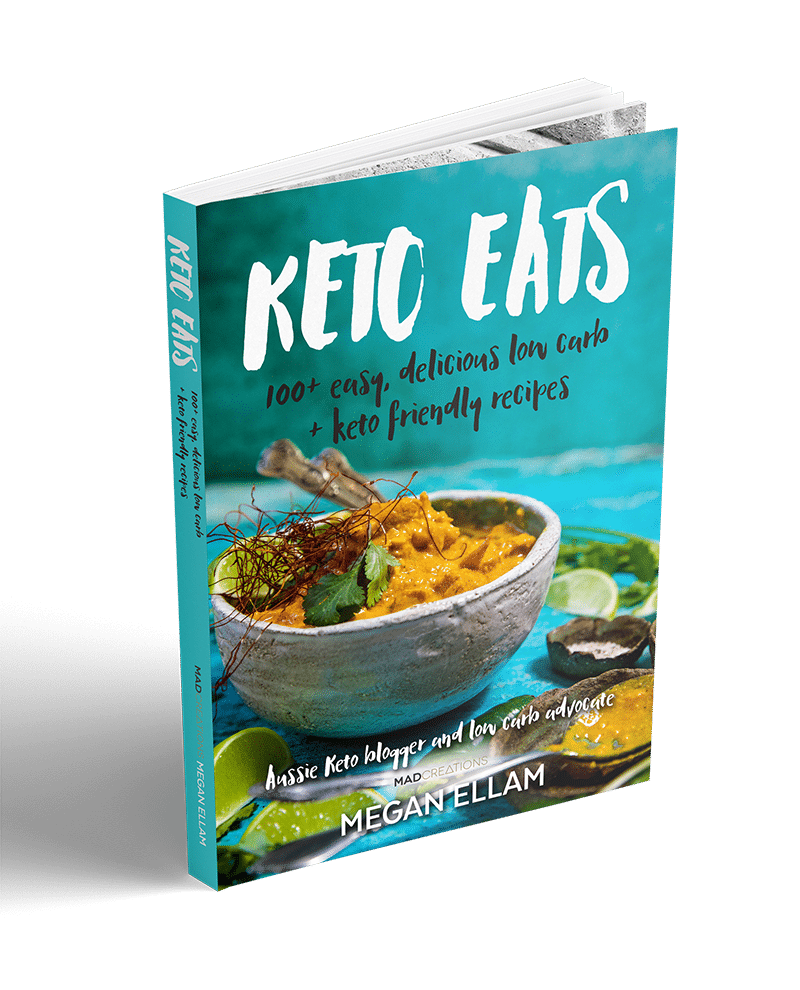 Keto Eats Cookbook