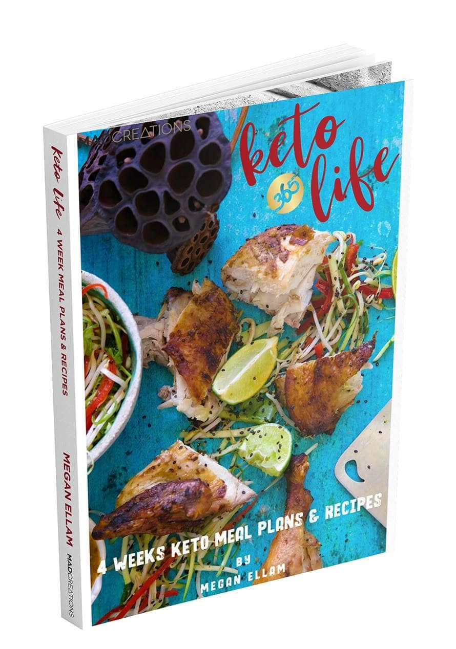 Mad Creations Keto Life eBook