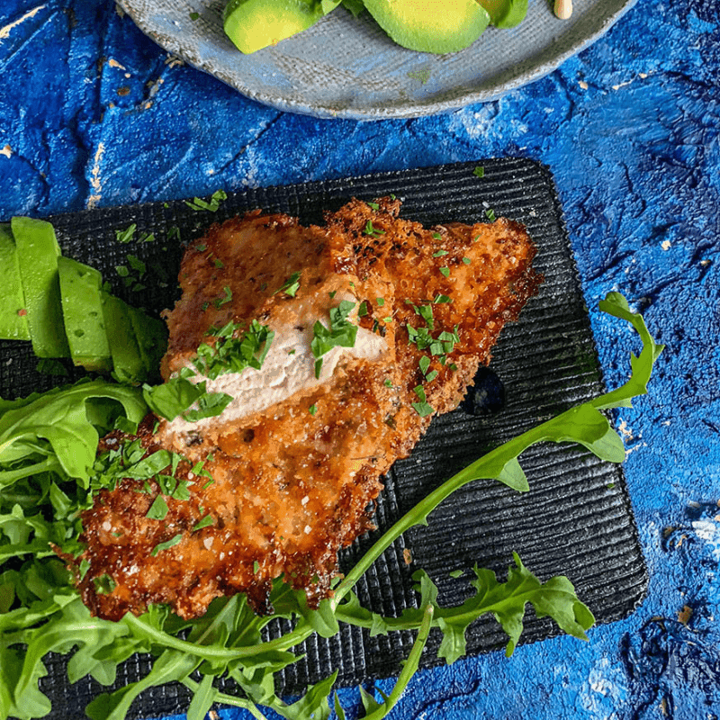 Chicken Milanese | Keto | Nut Free recipe
