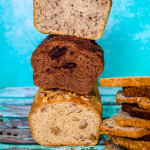 Chocolate Cacao Keto Bread
