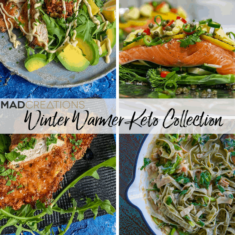 Winter Keto Recipes | 40 of our best
