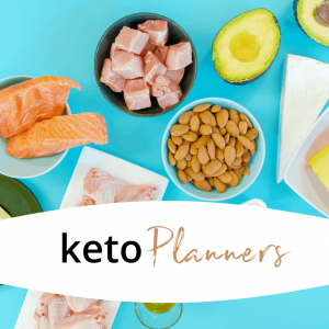 Keto Diet Planners and Trackers